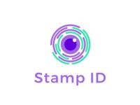 Stamp ID logo concept