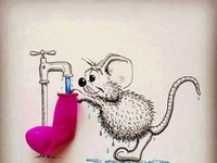 10 Beautiful Amazing Mice Arts So Cute 4