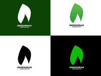 Greenspan logo creation