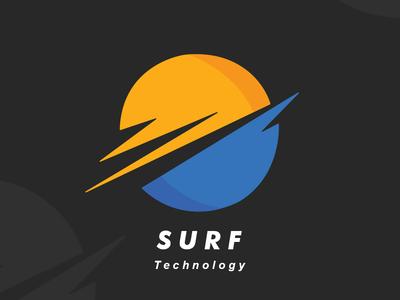 Surf technology logo