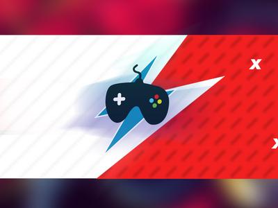 Gaming chanel logo creation