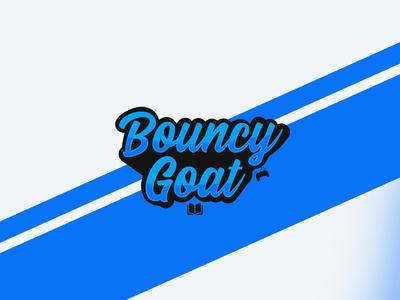 Bouncy goat