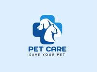 Pet Care Logo | Custom logo