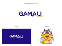 Gamali Logo Design by StayLab