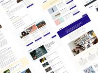 Gamali website design by StayLab