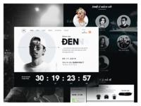 Landing Page – Show Cua Den