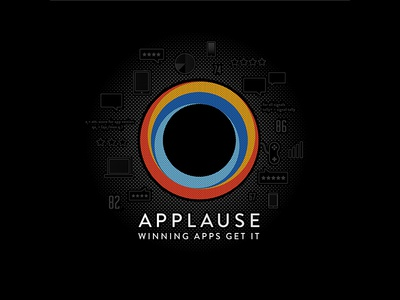 Applause Tshirt 2x