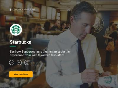 Starbucks Case Study