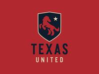 Texas United Rebrand Concept