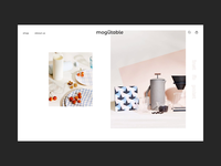 Mogutable — Redesign Concept