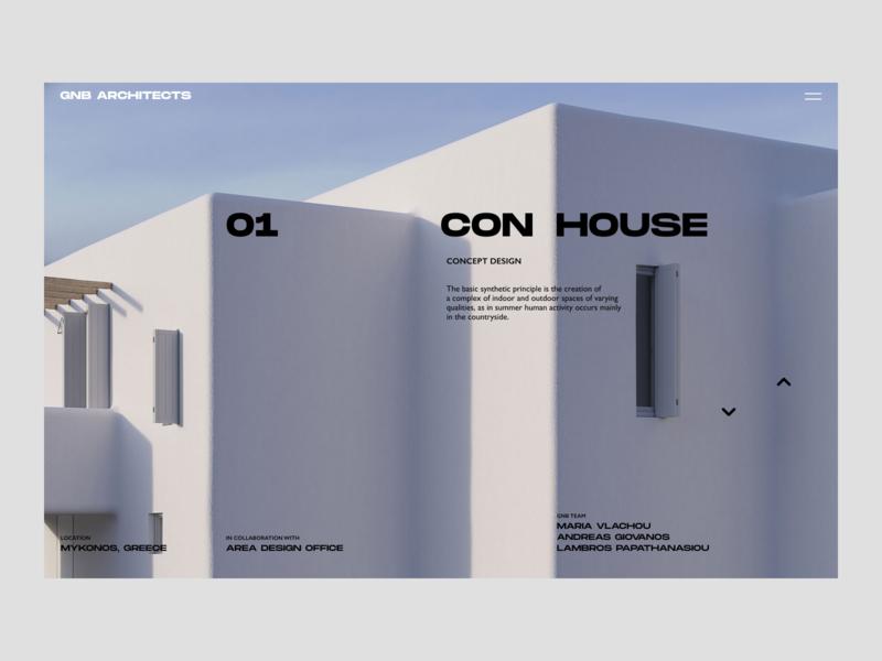 Architects Studio Design Concept