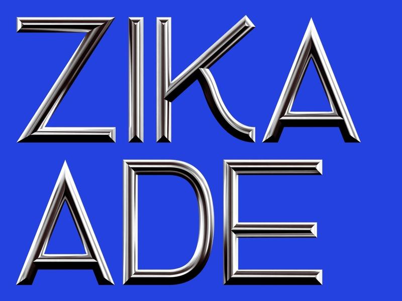Zikade Headline