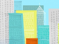 wiggily buildings