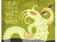 Sexy Sea Monster