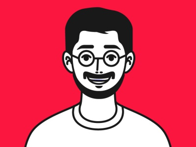 My new Avatar india vector avatar avatar adobe photoshop adobe illustrator vector flat design flat graphic design digital art art illustration design