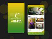 Wellness Mobile App - Android