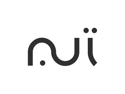 Nuï - Mind, health & sport | Logo design connect connection sports branding sports design sports logo fitness logo sport typography vector minimal logo design branding