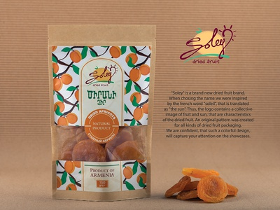 Soley Dried Fruits Brand