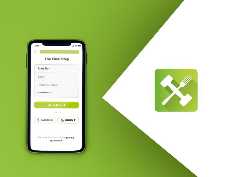 Mobile App UI Design guidelines uxdesign uidesign uiux login screen login logo sign in signin sign mobile ui ui design