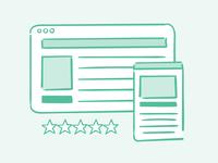 Responsive Web Design - Illustration WIP