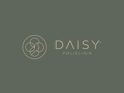 Beauty Salon Logo Design daisy flowers woman profesyonel logo tasarımı profesyonel logo tasarım logo tasarımı logo tasarım rebrand logo animation illustration design system branding agency branding brand logotype logos type