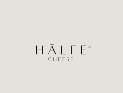 Halfe Cheese Logo