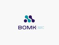 BOMK Logo Design