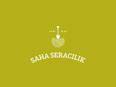 Saha Seracılık  Logo Design