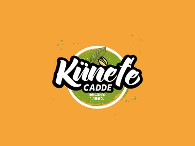Künefe Cadde / Logo Design