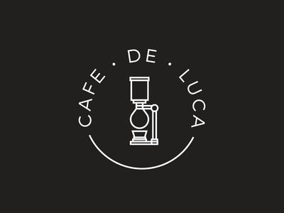 Cafe De Luca / Logo Design