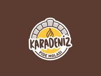 Karadeniz Pide Molası / Logo Design