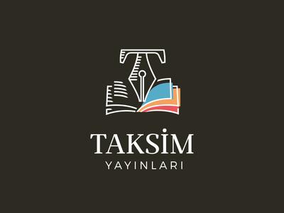 Taksim Yayınları / Logo Design