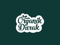 Organik Durak / Logo Design