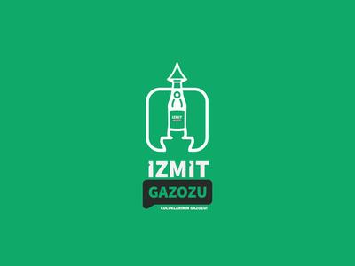 İzmit Gazozu / Logo Design