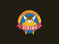 Viking Burger / Logo Design