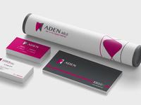 Aden Dental Branding