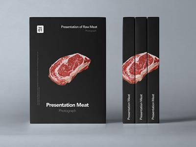Presentation of Raw Meat