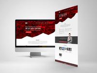 BBZ Metal Web Design