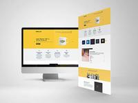 Baba Logo Web Design