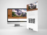 Bitinya Homes Web Design