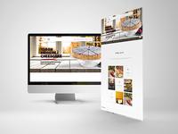 Cake Station Web Design