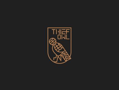 Thies Owl Logo Design