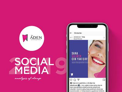 Aden Sosyal Medya Tasarımı aden linkedin twitter facebook instagram advertising turkey design tasarım medya sosyal media