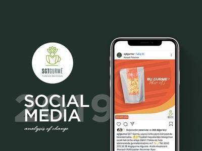 Sgt Gurme Sosyal Medya Tasarımı gourmet gurme sgt linkedin twitter facebook instagram advertising turkey design tasarım medya sosyal media