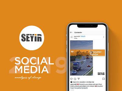 Seyir Mobil Sosyal Medya Tasarımı mobil seyir linkedin twitter facebook instagram advertising turkey design tasarım medya sosyal media