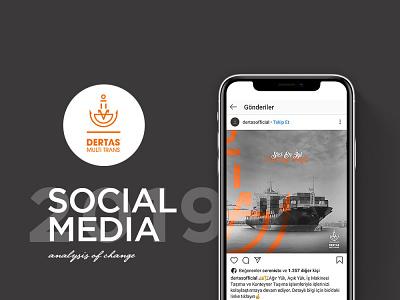 Dertaş Sosyal Medya Tasarımı linkedin twitter facebook instagram advertising turkey design tasarım medya sosyal media