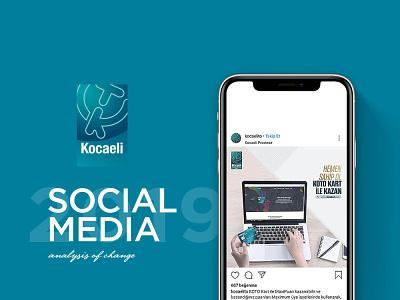 Kocaeli Ticaret Odası Sosyal Medya Tasarımı odası ticaret kocaeli koto linkedin twitter facebook instagram advertising turkey design tasarım medya sosyal media