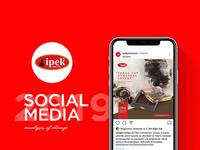 İpek Pişmaniye Sosyal Medya Tasarımı