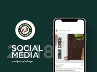 Kahve Durağı Sosyal Medya Tasarımı