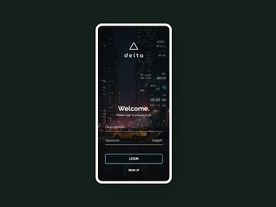 App Login Page branding app design uxdesign uiux ui  ux user experience user interface uidesign ui design daily 100 challenge ux ui